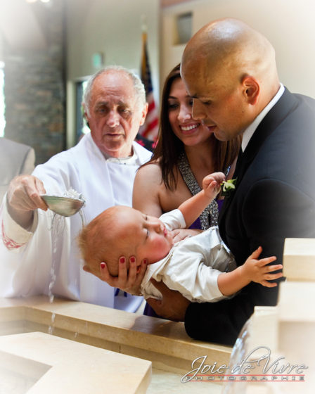 Baptism, photography, san fernando valley
