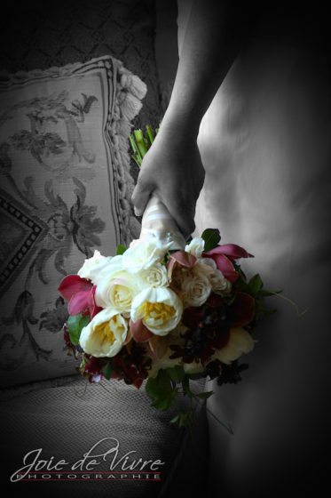 Bridal Bouquet, Black and White Photography, Weddings