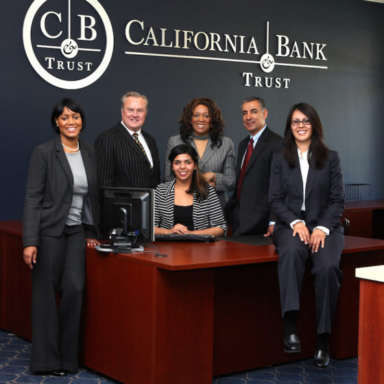 California Bank and Trust, Business Photography, Santa Clarita Photography