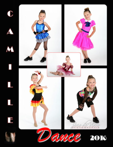 Camille Dance Portraits