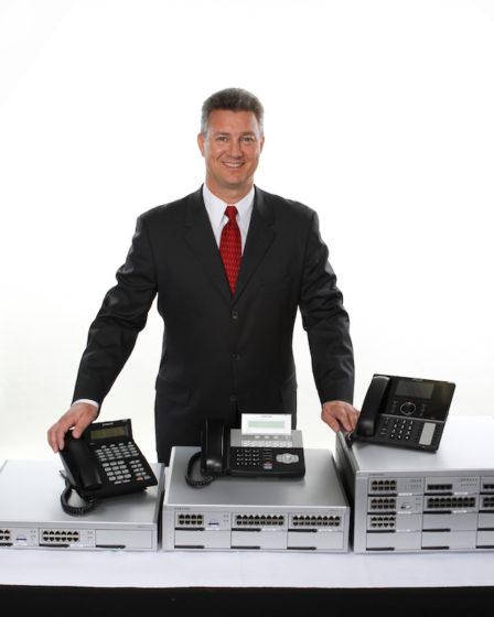 Digital Photography, Business Portrait, Phone Industry