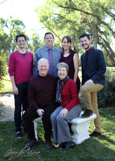 Family portrait, santa clarita valley photographer