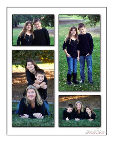 Portrait composite children photographer