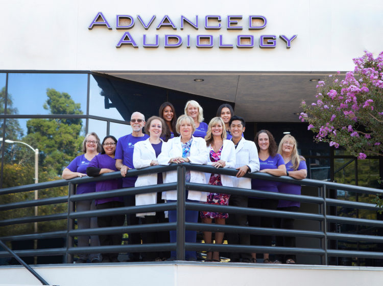 Santa Clarita Photography, Advance Audiology