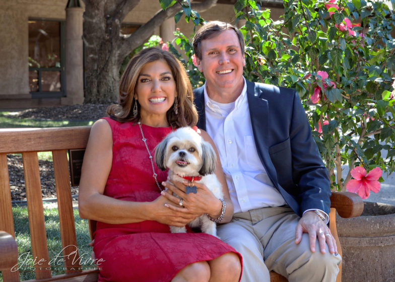 Santa Clarita Valley couples portraits