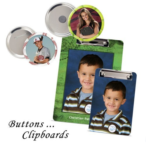 Photo Buttons and custom clipboards