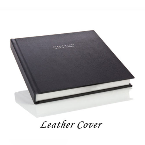 Wedding Albums Leather Cover