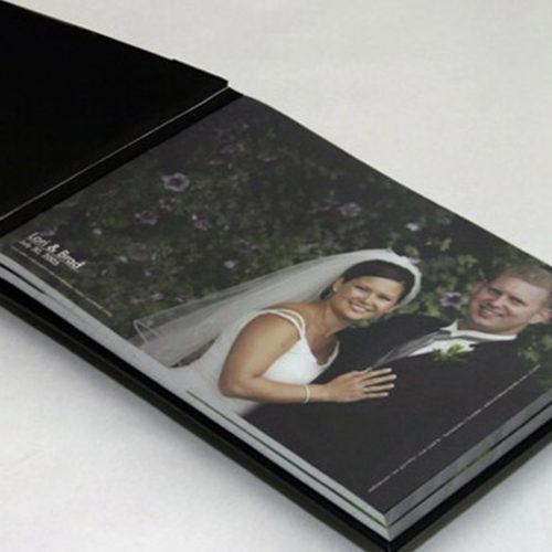 Wedding Albums Inside Look