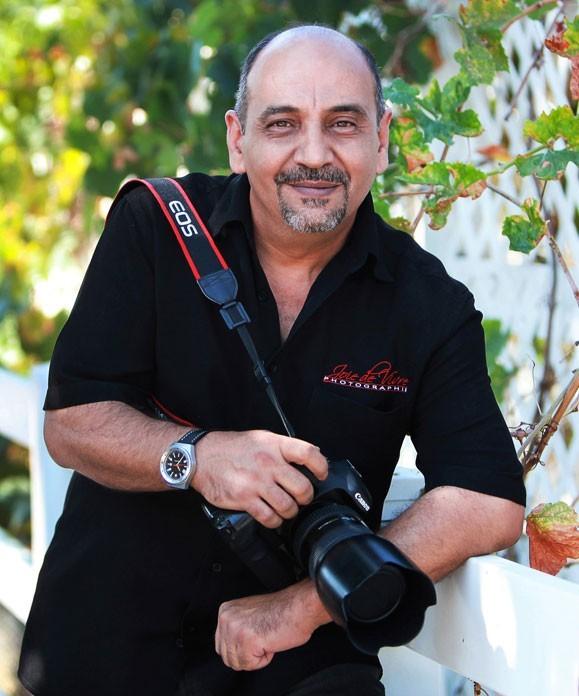 Michael Asmar - Founder & CEO of Joie de Vivre Photographie