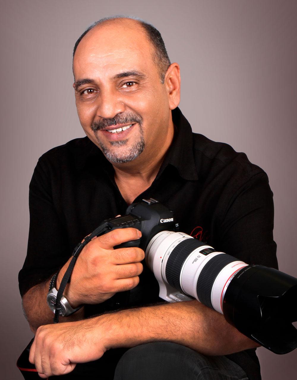 Michael Asmar professional photographer